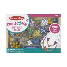 Melissa & Doug Created by Me! Bead Set- Butterfly