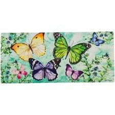 Sassafrass Switch Mat Insert- Butterfly Friends