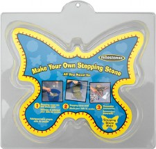 "Stepping Stone Mold- 12"" Butterfly"