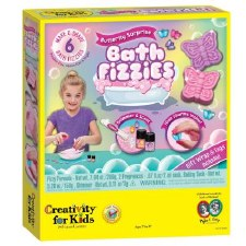 Creativity for Kids Craft Kit- Butterfly Surprise Bath Fizzies
