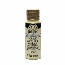 FolkArt 2 Oz. Acrylic Paint- Buttermint