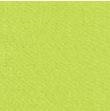 "Kona Cotton 44"" Fabric- Greens- Cactus"