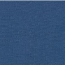 "Kona Cotton 44"" Fabric- Blues- Cadet"