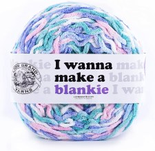 I Wanna Make a Blankie Yarn- Calluna