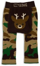 Baby Leggings, Camo Deer- 6-12m