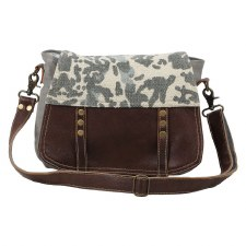 Myra Messenger Bag- Camouflage