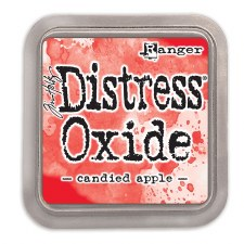 Tim Holtz Distress Oxide- Candied Apple Ink Pad