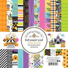 Candy Carnvial 6x6 Paper Pad