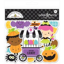 Candy Carnival Die Cuts- Odds & Ends