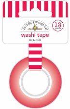 Christmas Magic Washi Tape- Candy Stripe