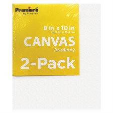 "Premiere Canvas, 2pk- 8""x10"""