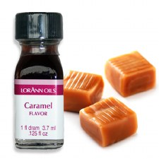 Oil Flavoring, 1fl dram- Caramel