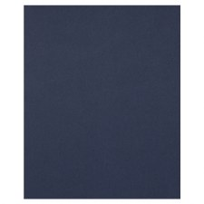 8.5x11 Blue Cardstock- Deep Navy
