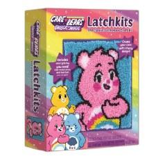 Latch Hook Kit- Care Bears