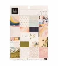 Heidi Swapp Care Free 6x8 Paper Pad