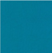 "Kona Cotton 44"" Fabric- Blues- Caribbean"