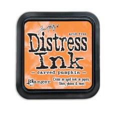 Tim Holtz Distress Ink- Carved Pumpkin Ink Pad