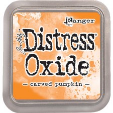 Tim Holtz Distress Oxide- Carved Pumpkin Ink Pad