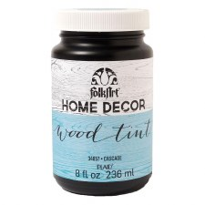 FolkArt Home Decor Wood Tint 8 oz- Cascade