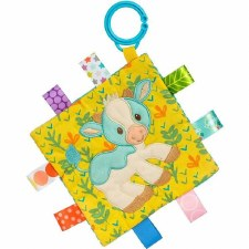 Taggies Crinkle Me Baby Toy- Casey Cow