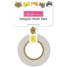 Chloe Washi Tape- Cats
