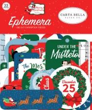 Merry Christmas Ephemera