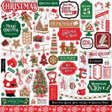 Christmas Cheer Sticker Sheet