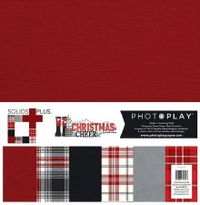 Christmas Cheer Solids Plus Paper Pack
