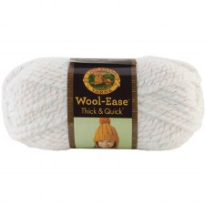 Wool Ease Thick & Quick Yarn- Celebration Metallic