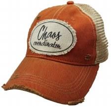 Women's Trucker Baseball Cap- Chaos Coordinator