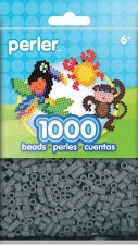 Perler Beads 1000 piece- Charcoal