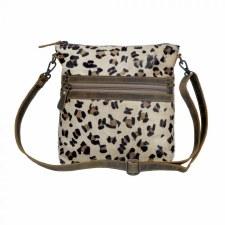 Myra Crossbody Bag- Charisma Leopard Print
