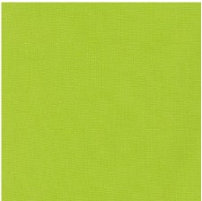 "Kona Cotton 44"" Fabric- Greens- Chartreuse"