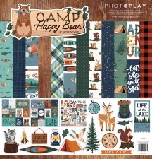 Camp Happy Bear Collection Kit