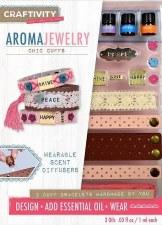 Craftivity Craft Kit- Aroma Jewelry, Chic Cuffs