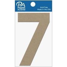 """4"""" Chibpoard Number, 2pk- 7"""