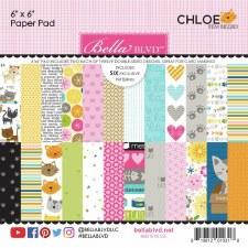 Chloe 6x6 Paper Pad
