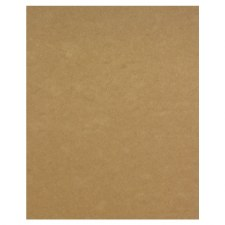 8.5x11 Brown Cardstock- Chocolate Malt