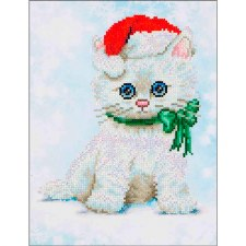 Diamond Facet Art Kit- Chrissy Kitty