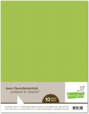 Lawn Fawn Cardstock Pack- Cilantro