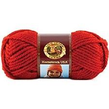 Hometown USA Yarn- Cincinnati Red
