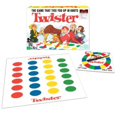 Classic Twister Game