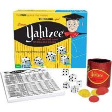 Classic Games- Yahtzee