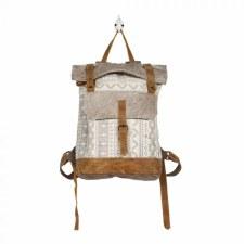 Myra Backpack Bag- Classy