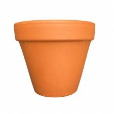 "Terracotta Clay Pot - 4"""
