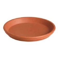 "Terracota Clay Saucer - 6"""