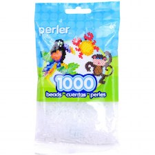 Perler Beads 1000 piece- Clear