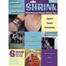 Shrink Film- Clear