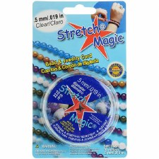 Stretch Magic- Clear 5mm Cord