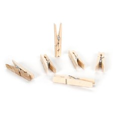 "Clothespins, 2.75""- 30pc"
